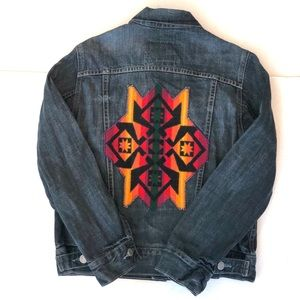 Custom Levis and Pendleton Wool Collaboration